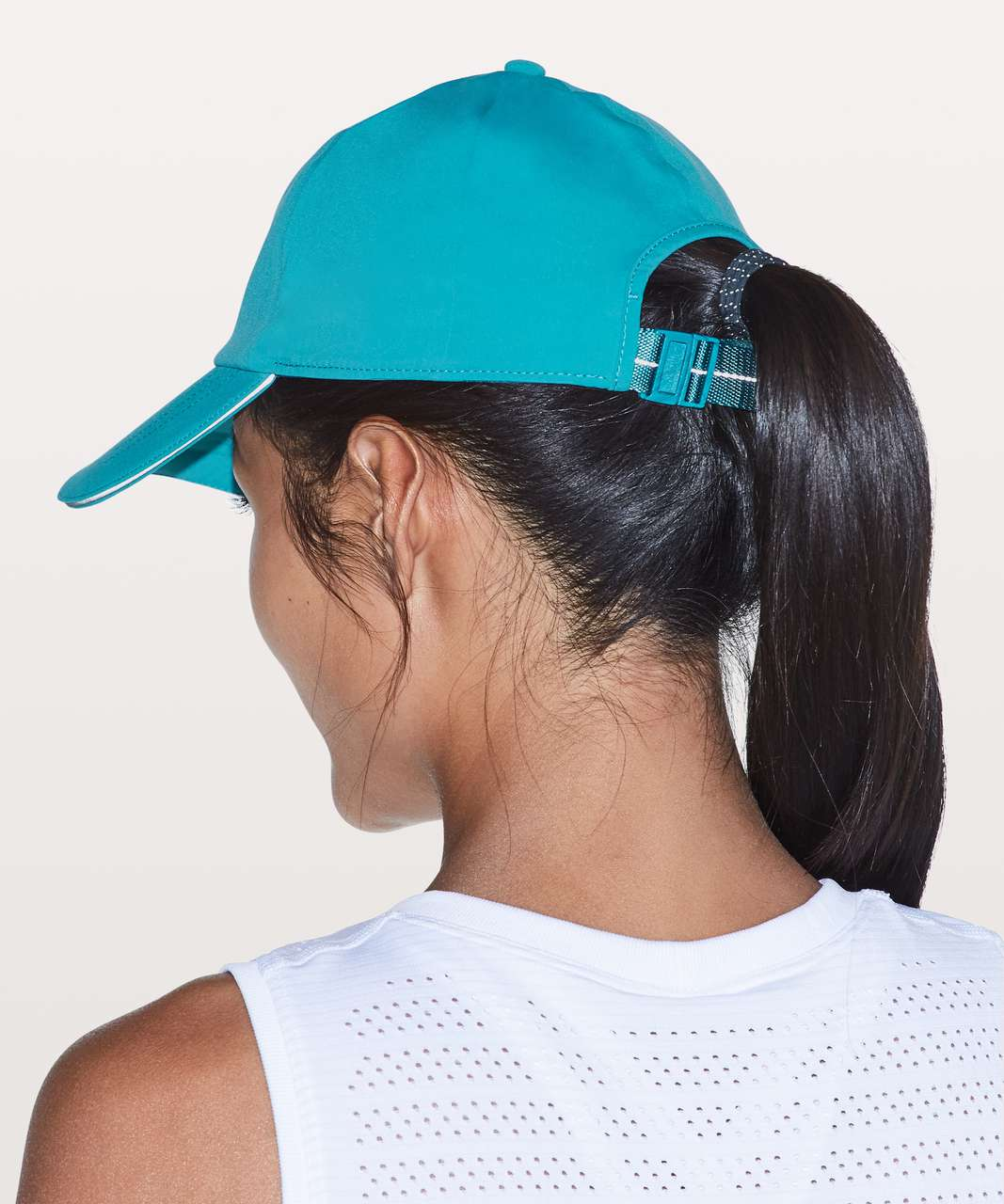 Lululemon Baller Hat Run - Teal Blue