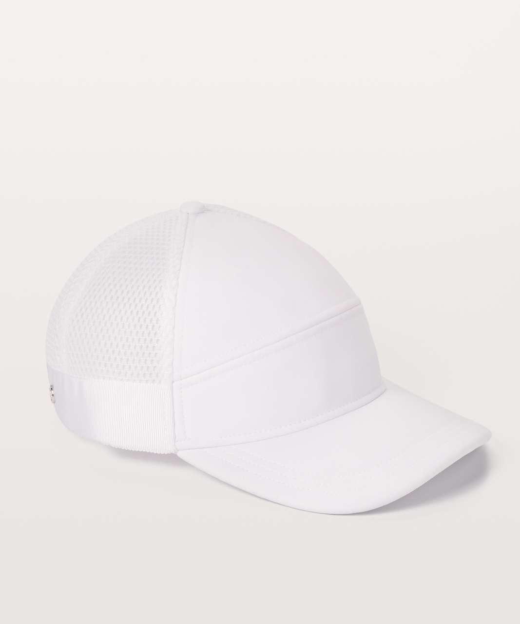 Lululemon Dash & Splash Cap II - White