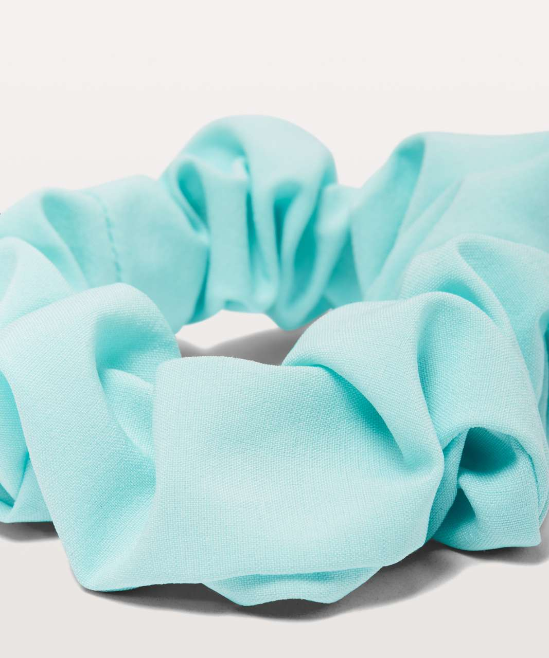 Lululemon Uplifting Scrunchie - Aquamarine (First Release)