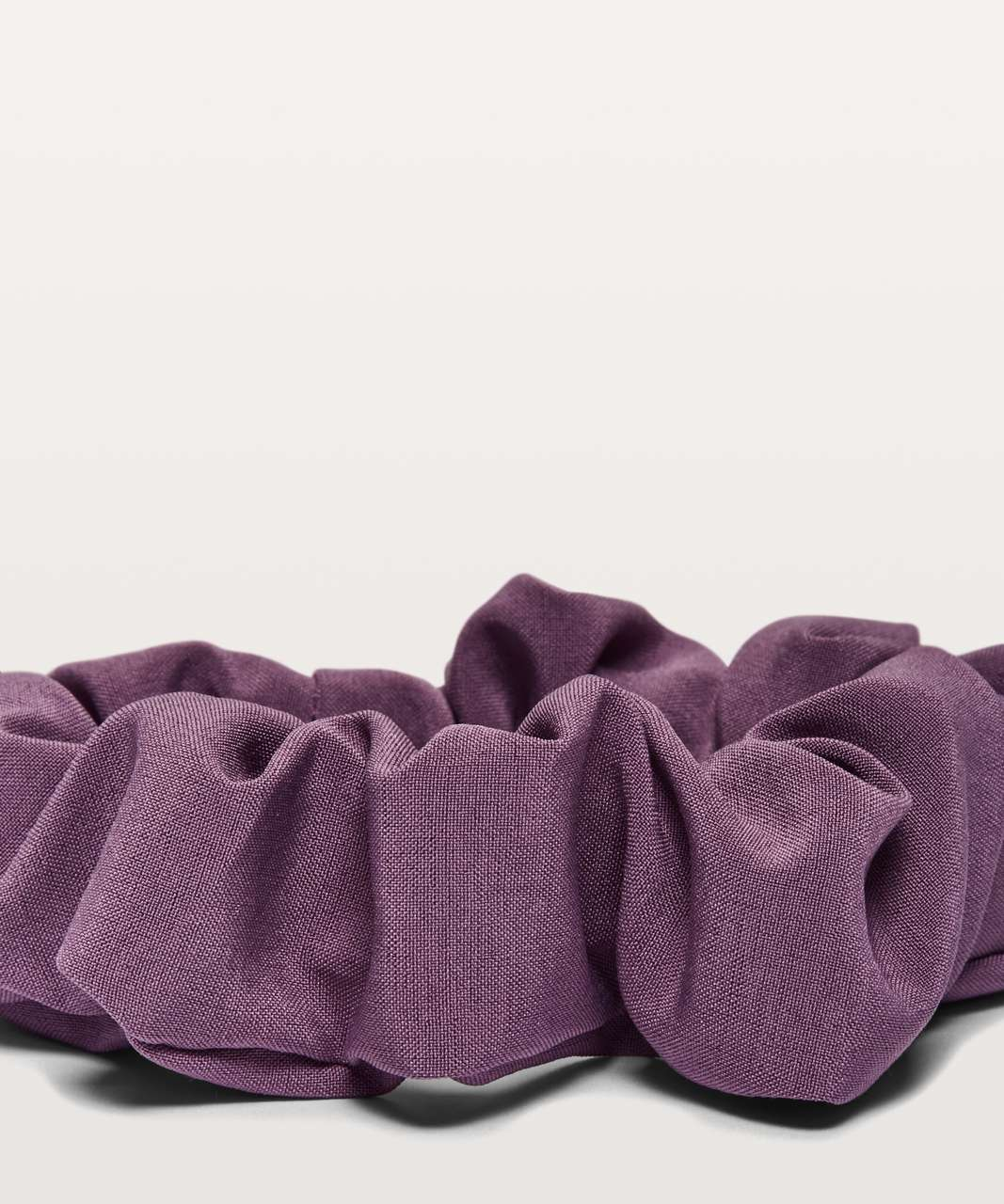 Lululemon Uplifting Scrunchie - Smoked Mulberry