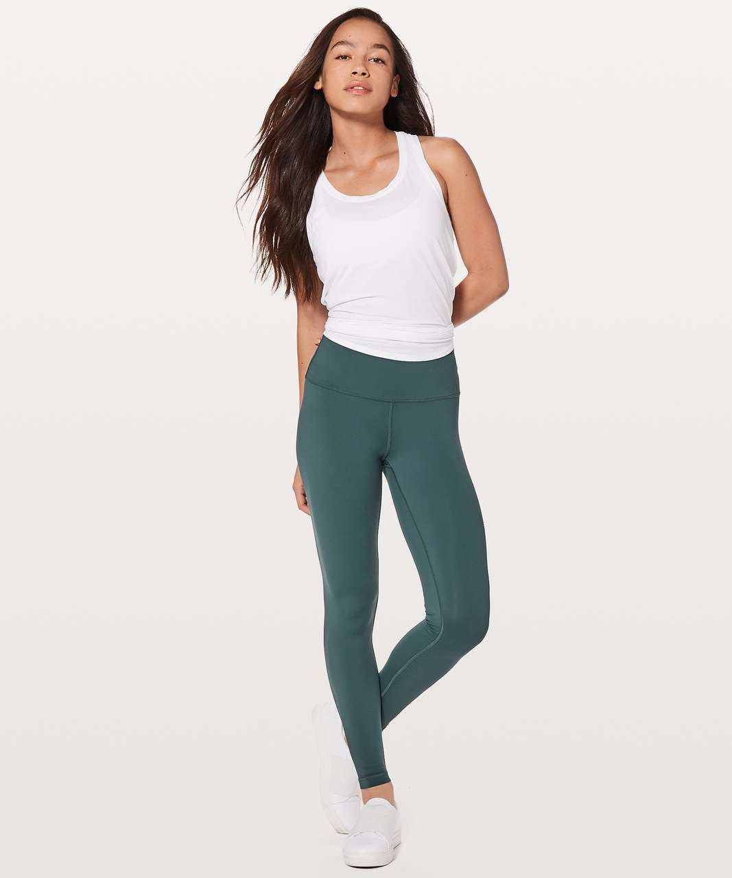 "Lululemon Wunder Under Hi-Rise Tight *Nulux 28"" - Gravity"