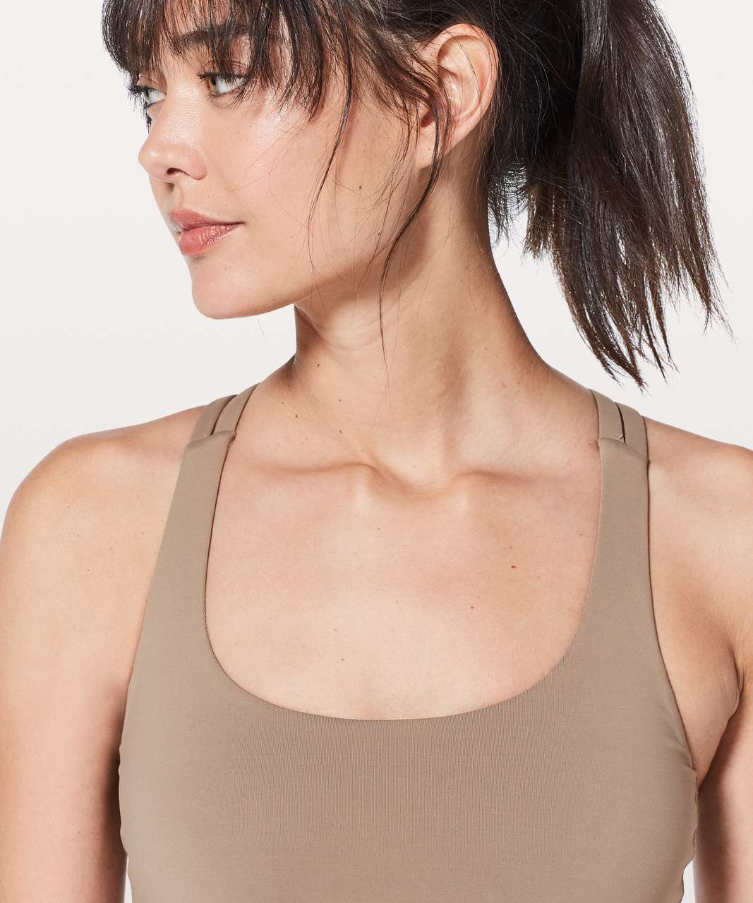 Lululemon Energy Bra - Soft Sand