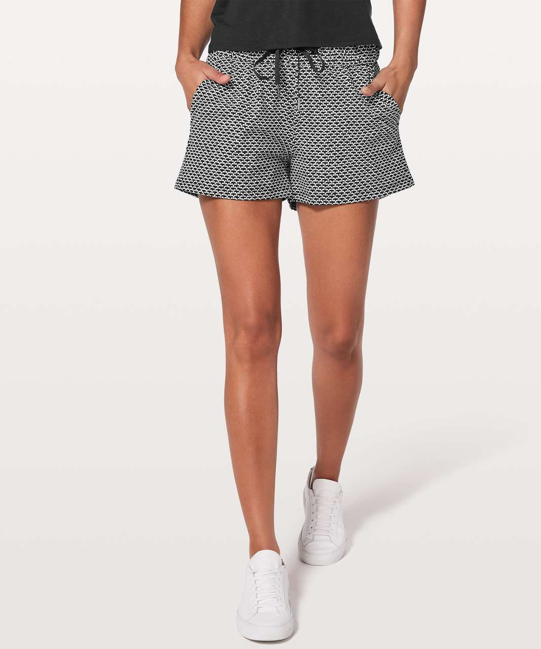 "Lululemon On The Fly Short *2.5"" - Monochromic Black"