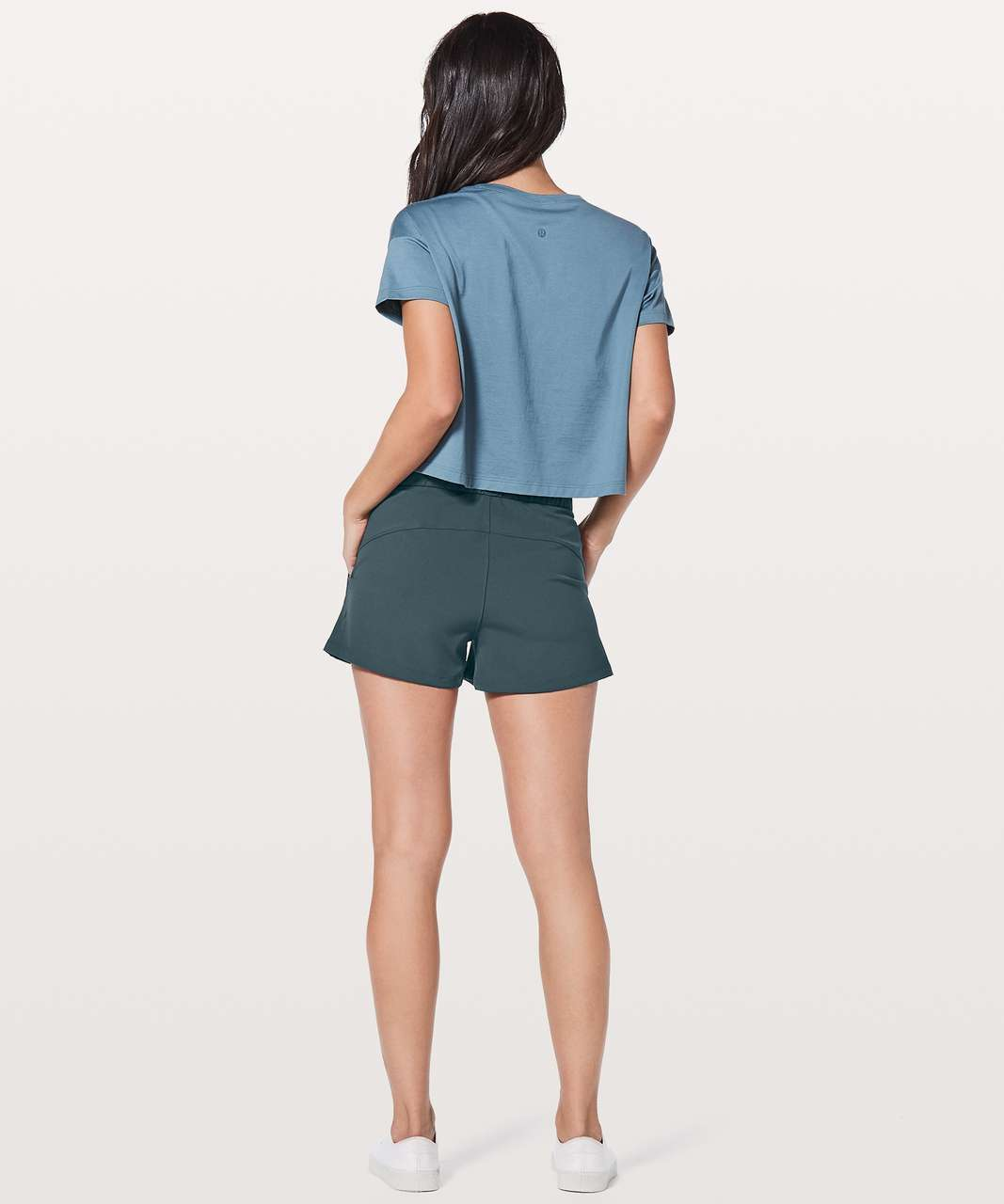 "Lululemon On The Fly Short *2.5"" - Gravity"