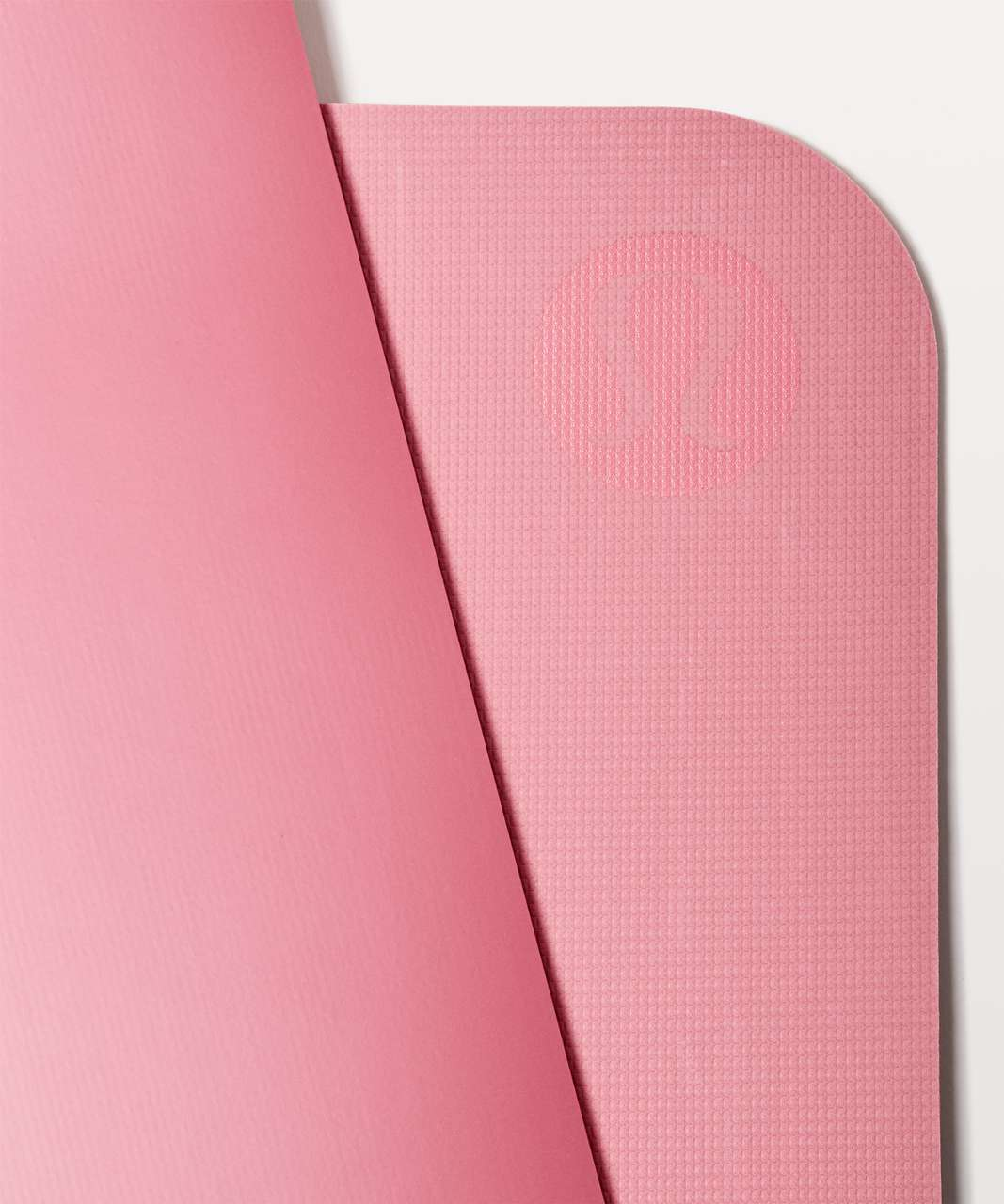 Lululemon The Reversible Mat 5mm - Cherry Dust / Glossy
