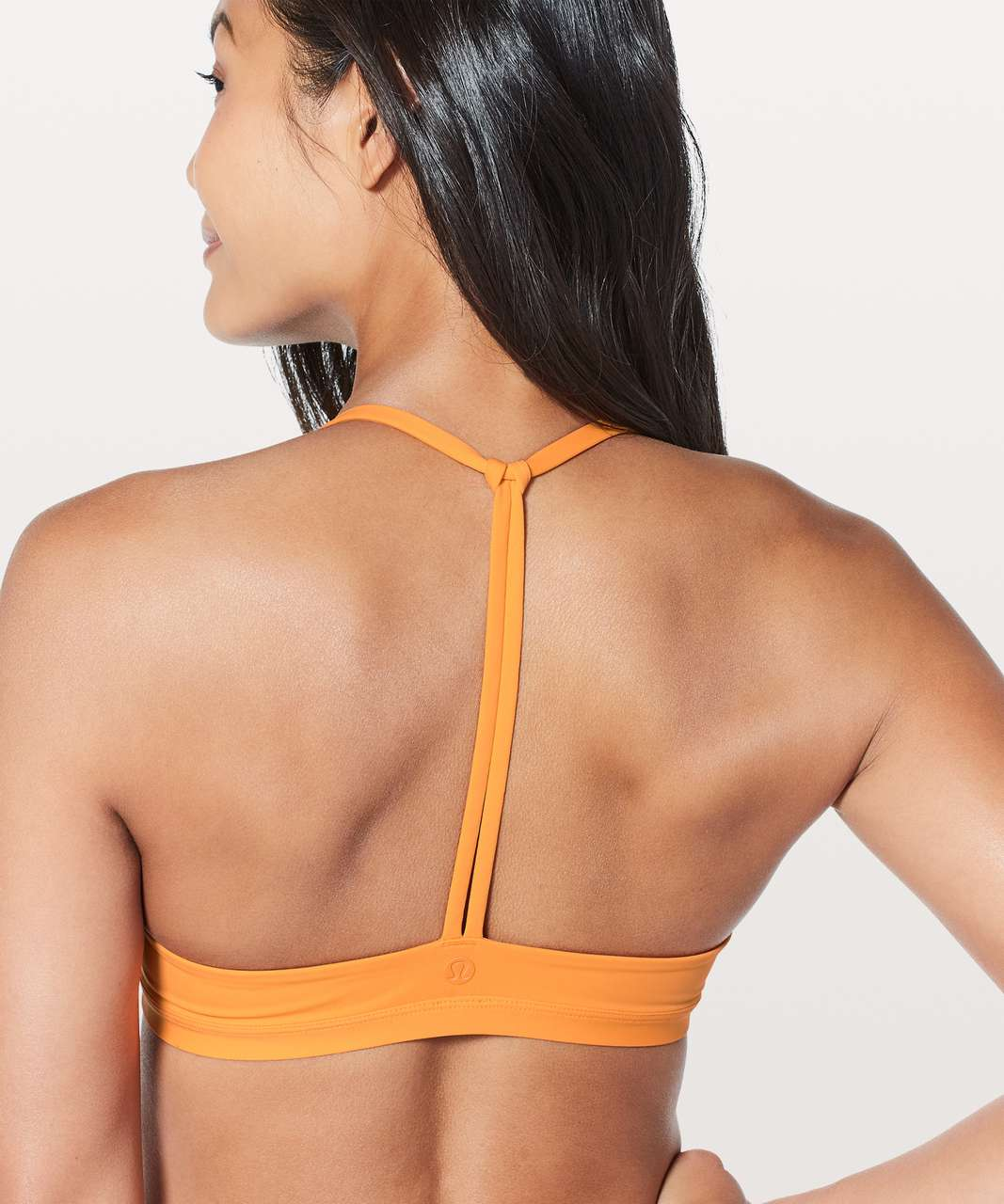 Lululemon Deep Sea Top - Vivid Amber