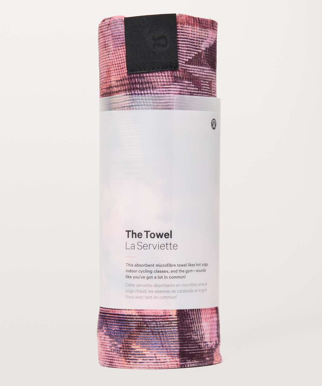Lululemon The Towel - Sun Dazed Multi Pink