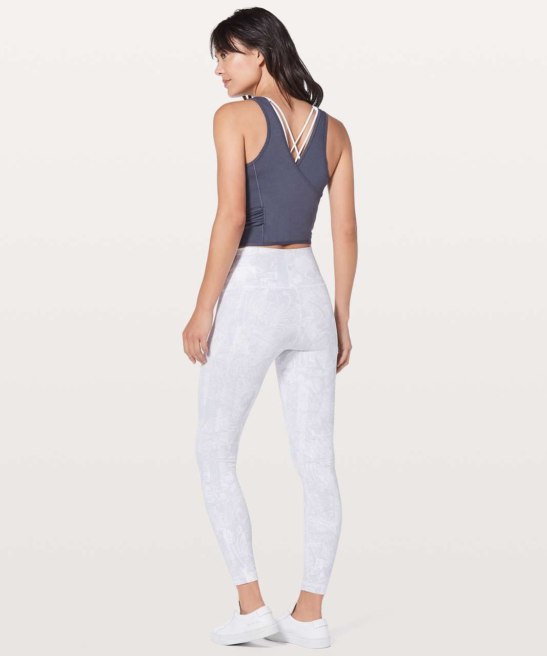 Lululemon Its A Tie Tank - Shadow Blue