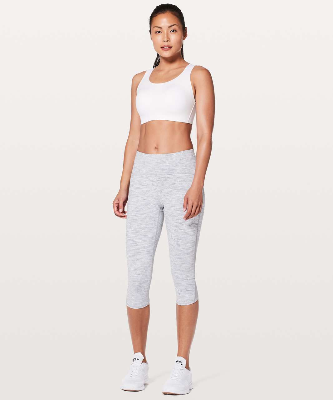 Lululemon Enlite Bra - White (First Release)