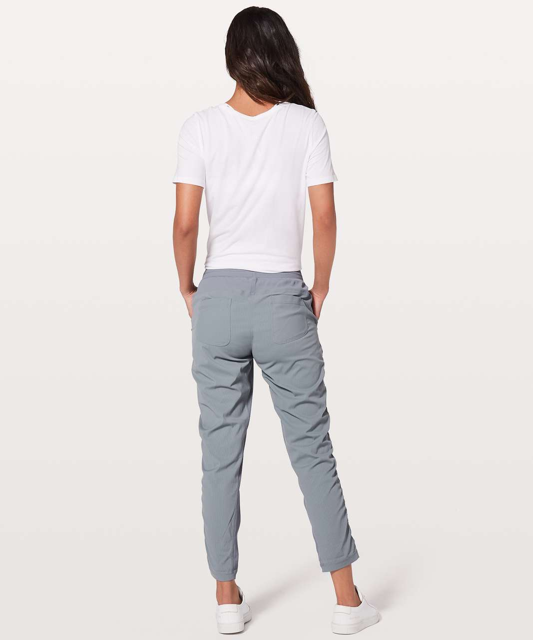 "Lululemon Street To Studio Pant II *Unlined 28"" - Magnet Grey"