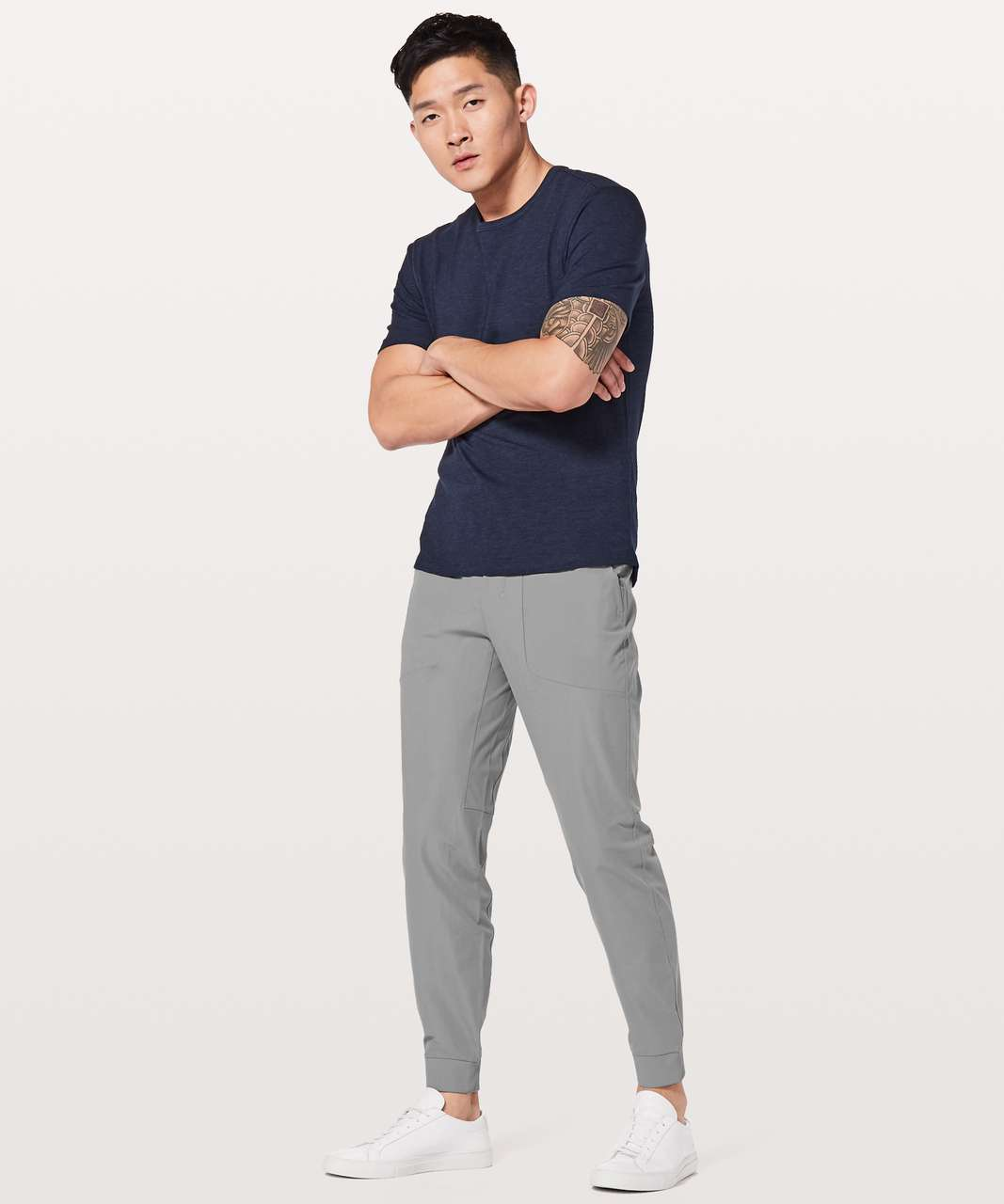 "Lululemon ABC Jogger *31"" - Light Cast"