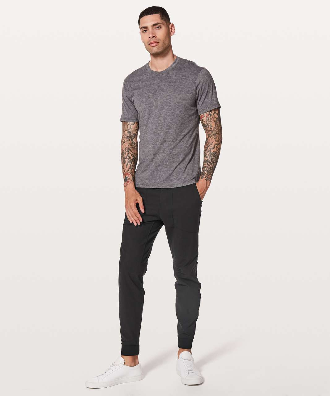 "Lululemon ABC Jogger *31"" - Black"