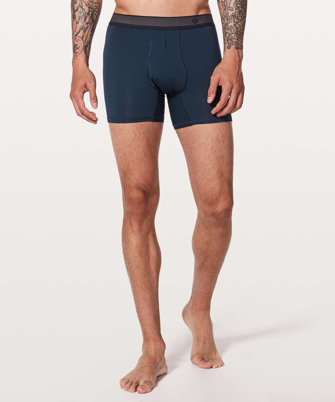 "Lululemon No Boxer Boxer *5.5"" - True Navy"