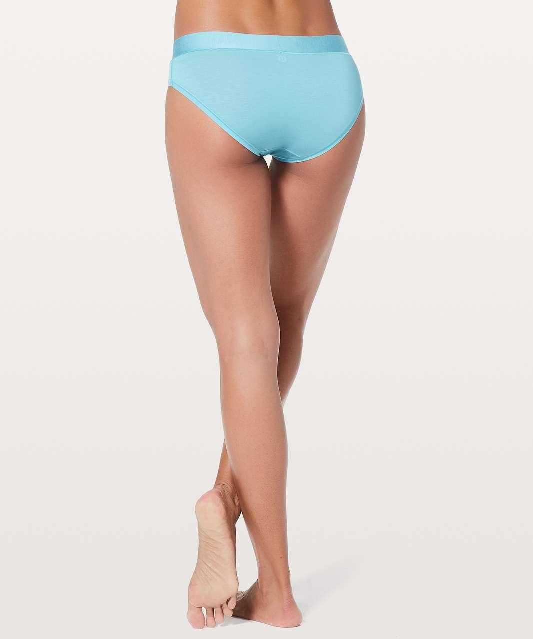 Lululemon Mula Bandhawear Bikini - Eton Blue
