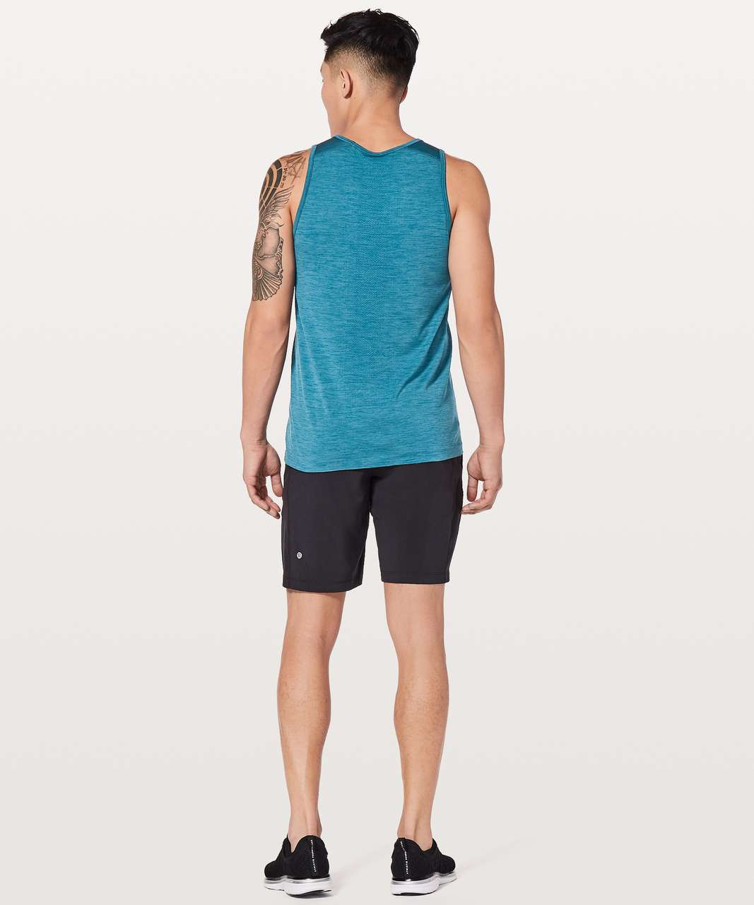 Lululemon Metal Vent Tech Tank - Poseidon / Hawk Blue