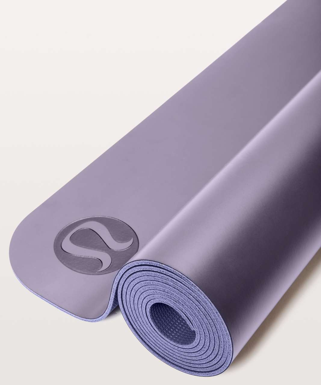 Lululemon The Reversible Mat 3mm - Nightfall / Brilliant Blue