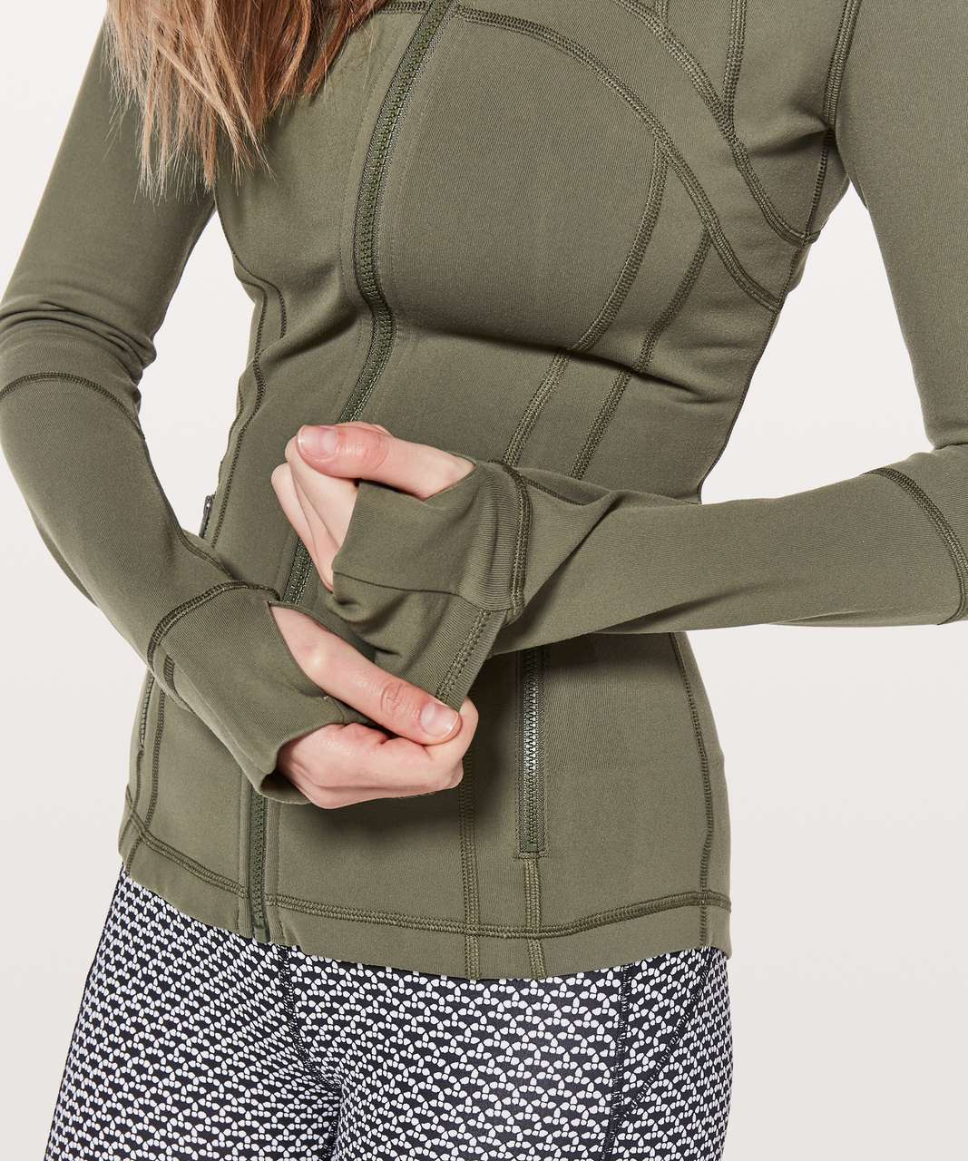 Lululemon Define Jacket - Sage