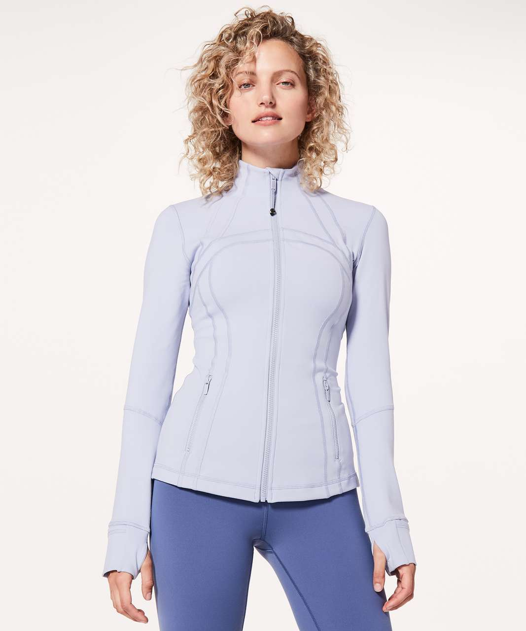 Lululemon Define Jacket - Berry Mist