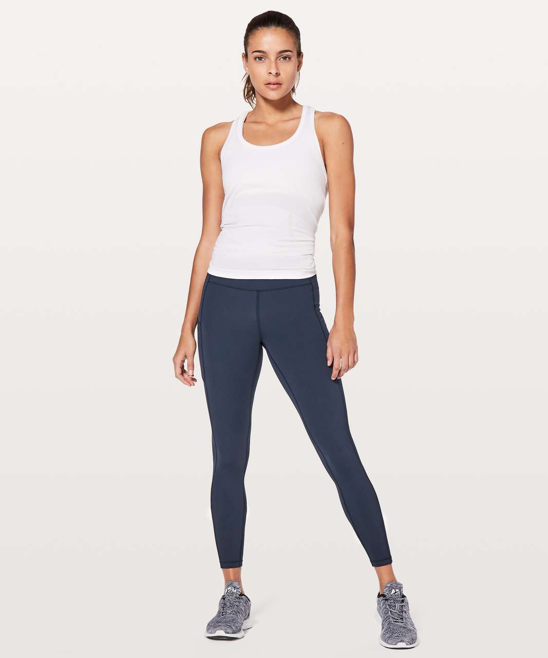 "Lululemon Speed Up Tight *Full-On Luxtreme 28"" - True Navy (First Release)"