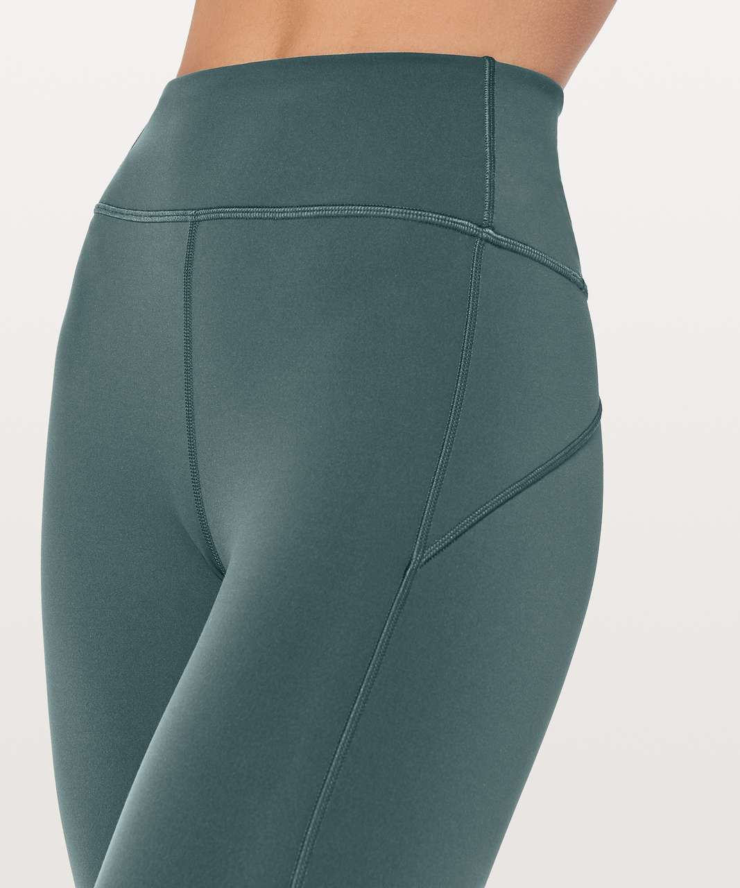 "Lululemon In Movement 7/8 Tight *Everlux 25"" - Gravity"