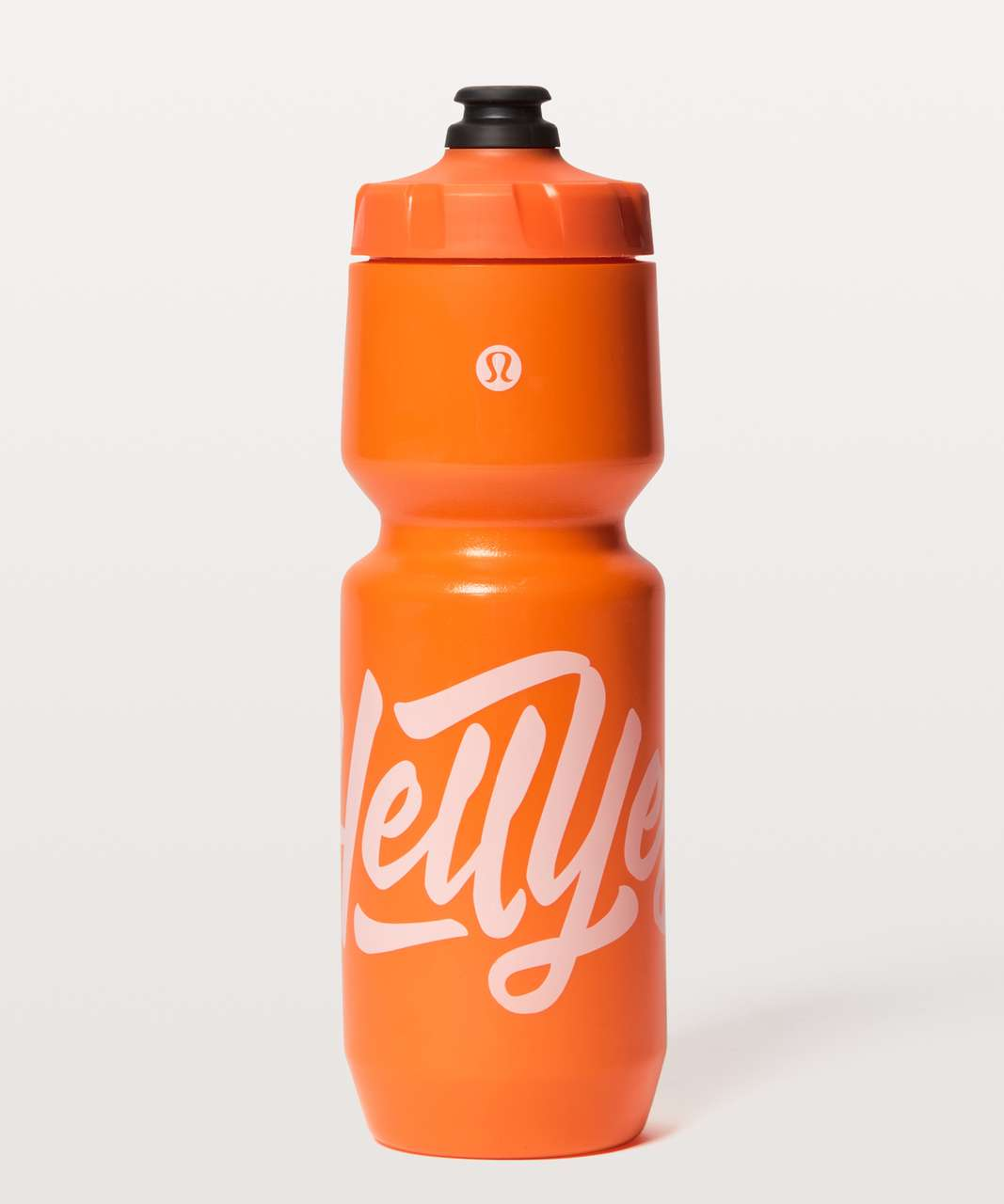 Lululemon Purist Cycling Water Bottle *26 oz - Purist Hell Yes White