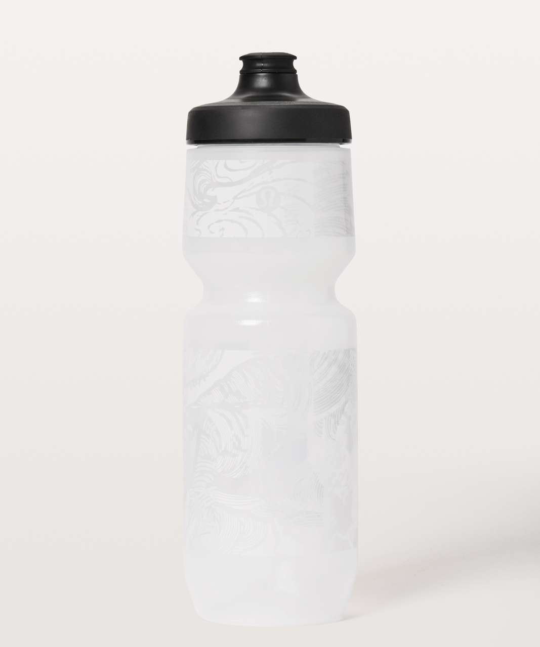 Lululemon Purist Cycling Water Bottle *26 oz - Purist Eternal Wave White