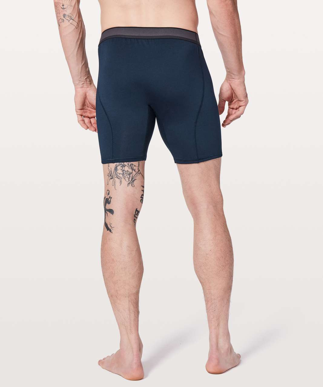 "Lululemon No Boxer Boxer (The Long One) *7.5"" - True Navy"