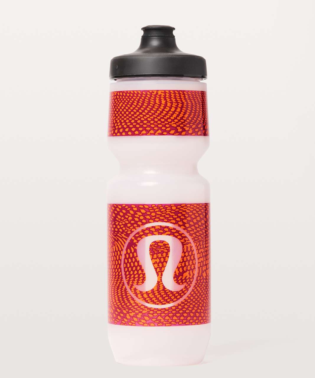 Lululemon Purist Cycling Water Bottle *26 oz - Purist Dotted Speckled Glossy Violetta Shade
