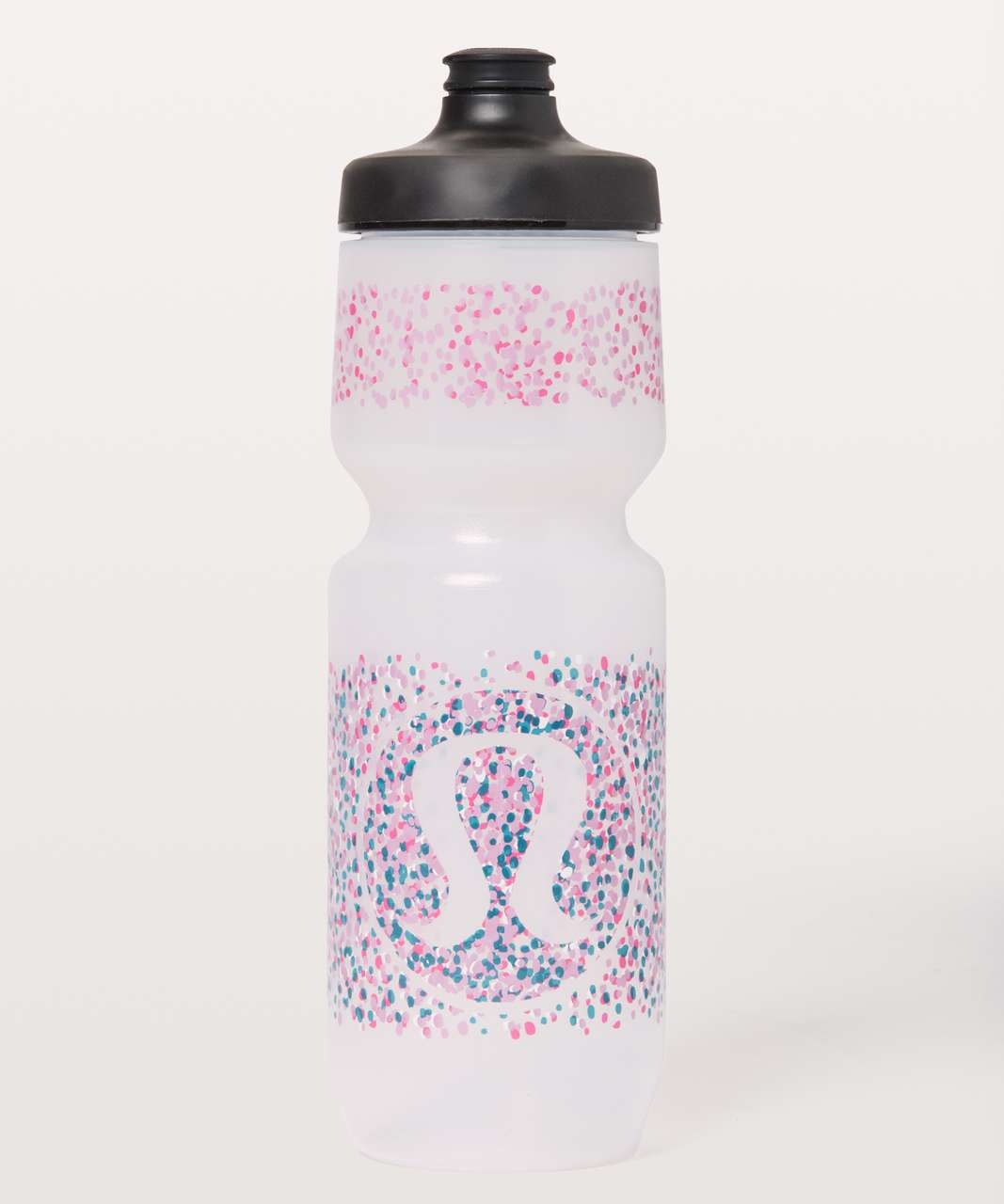 Lululemon Purist Cycling Water Bottle *26 oz - Purist Swerve Ruby Red Vivid Amber