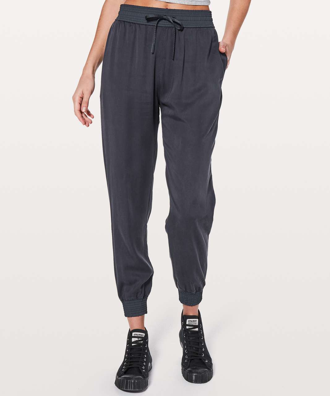 "Lululemon Ease Of Mind Pant *27"" - Black Night"