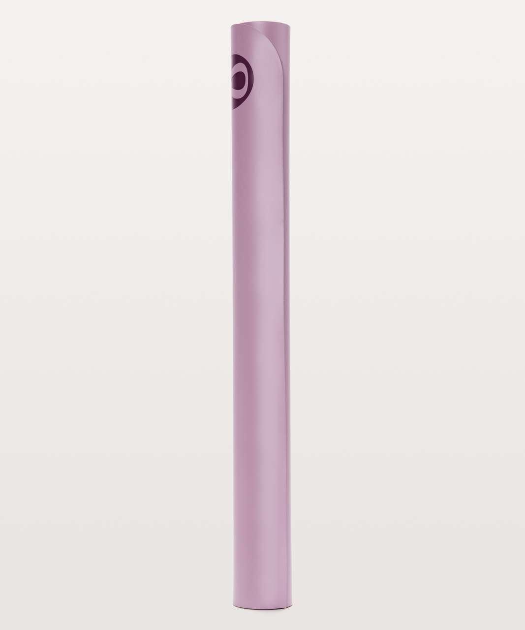 Lululemon The Reversible (Un) Mat *Lightweight Travel - Violetta / Smoked Mulberry