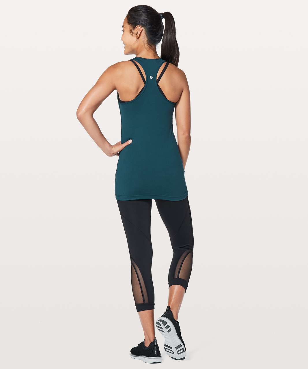 Lululemon Cool Racerback - Jaded