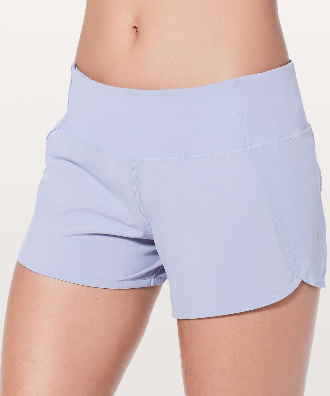"Lululemon Run Times Short II *4"" - Berry Mist"