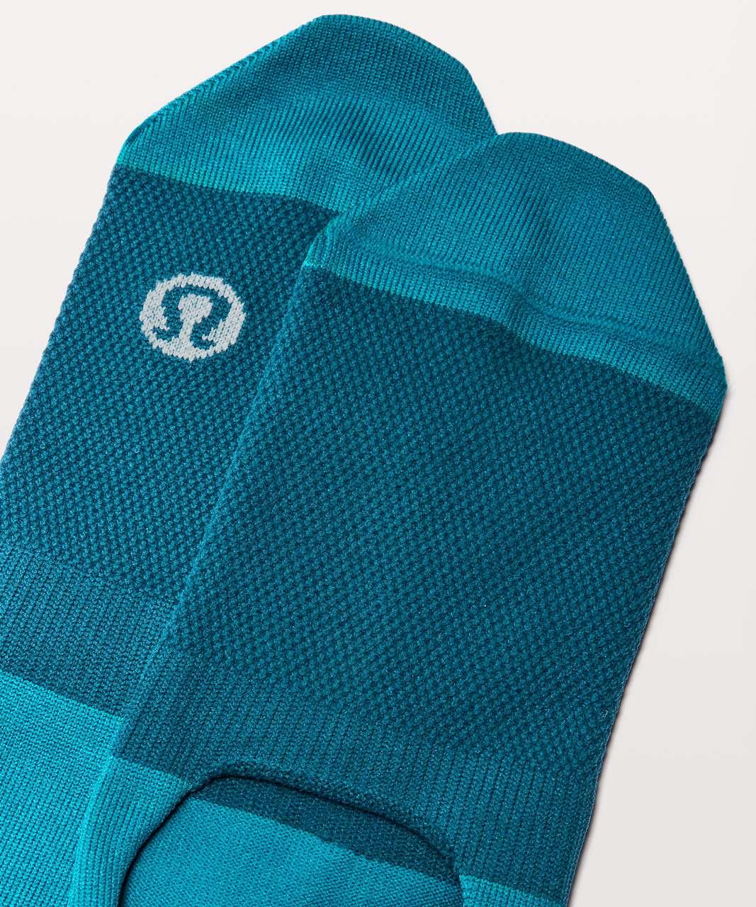 Lululemon No Sock Sock - Poseidon / Cyprus