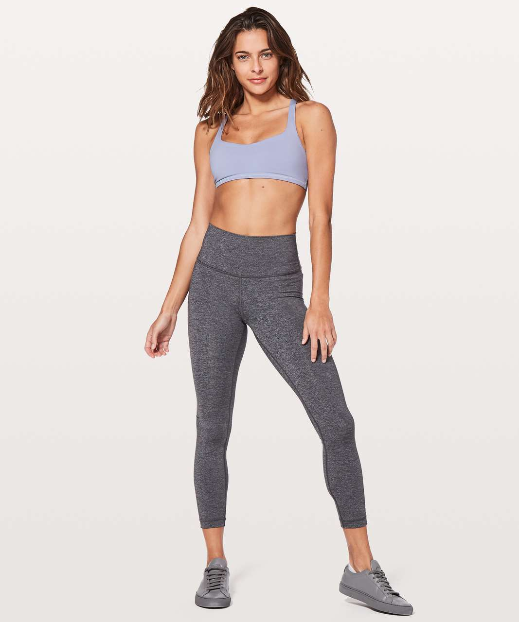 Lululemon Free To Be Bra - Berry Mist