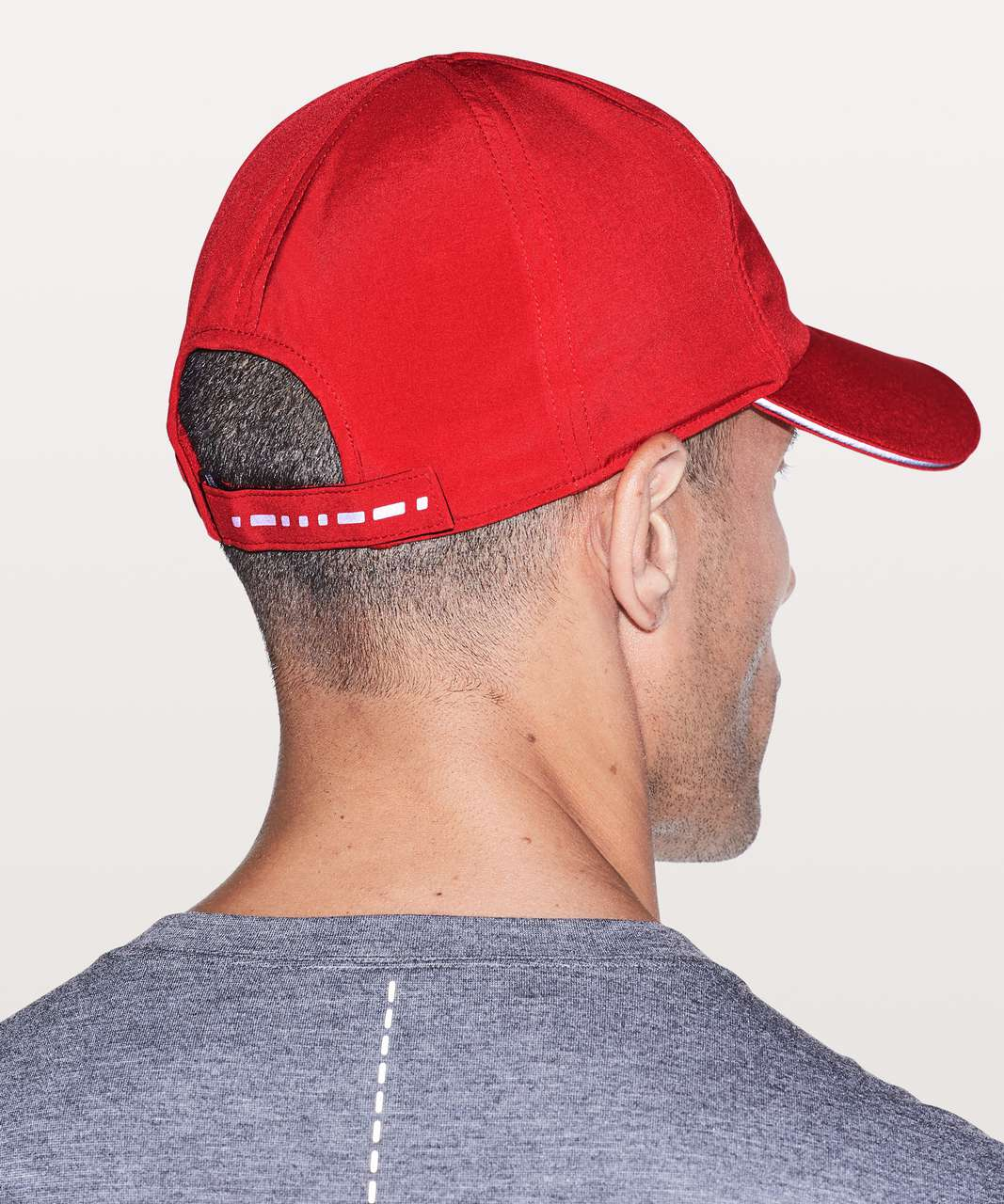Lululemon Lightspeed Run Hat - Bold Red