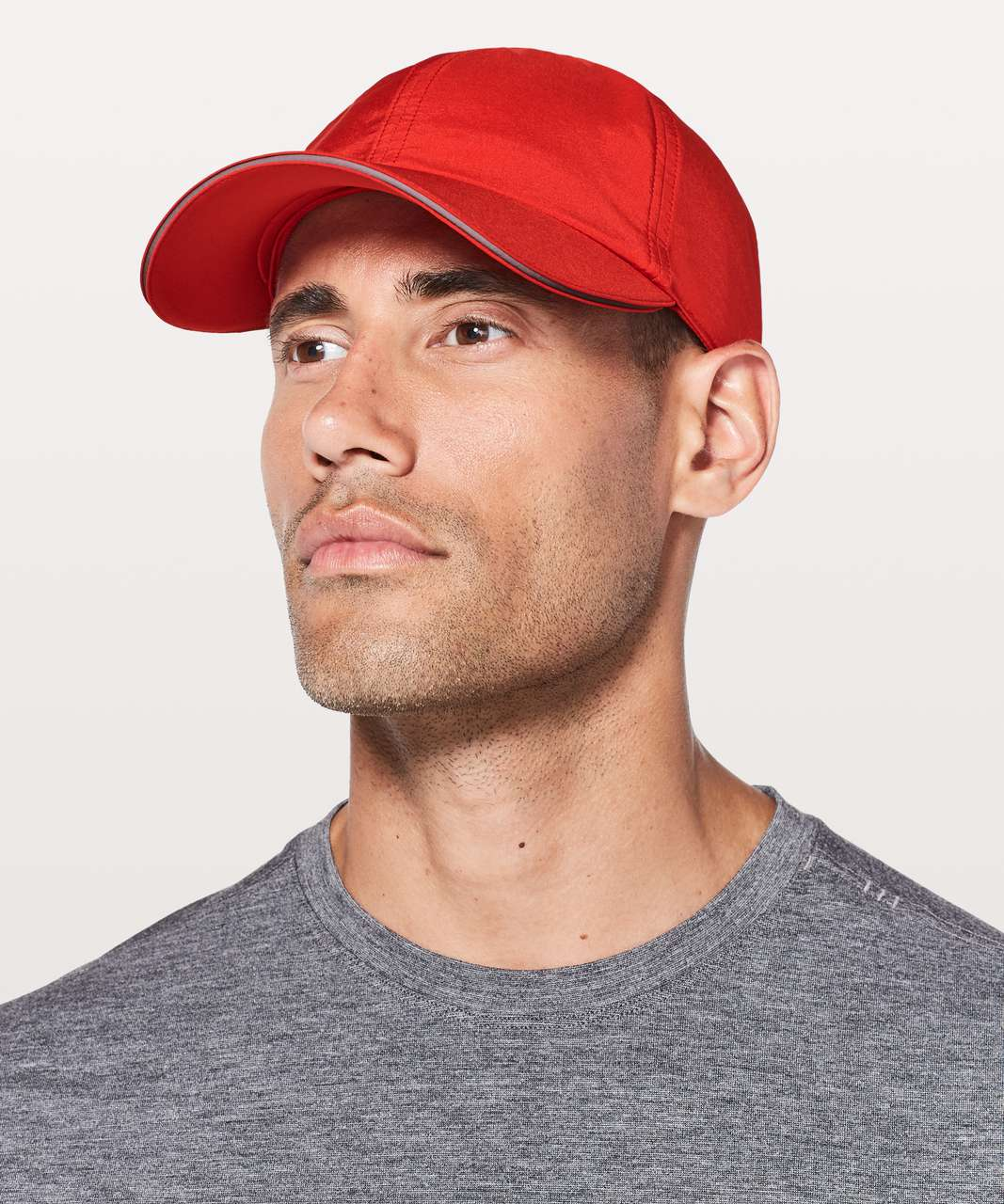 c4244f03 Lululemon Lightspeed Run Hat - Bold Red - lulu fanatics