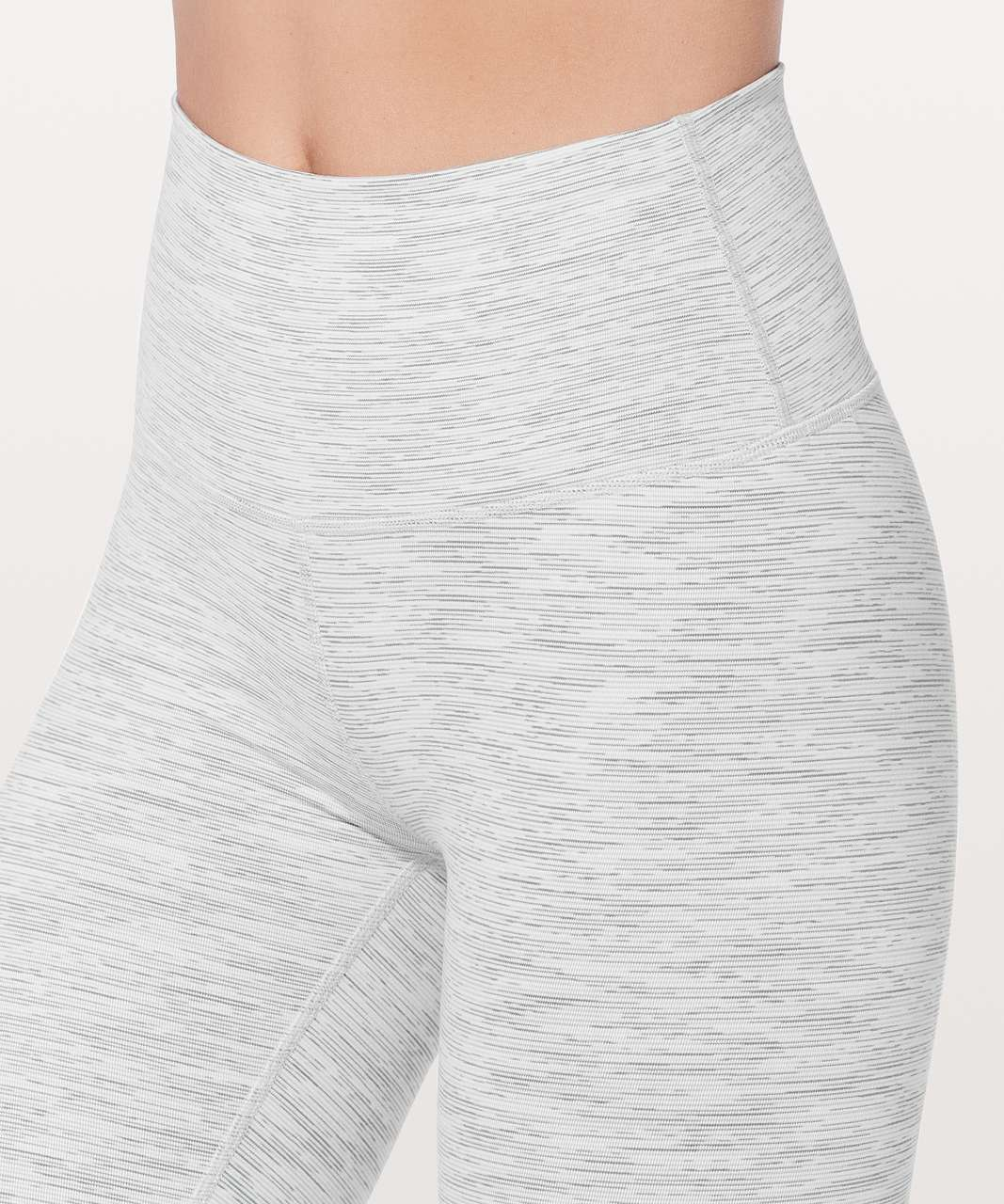 "Lululemon Wunder Under Hi-Rise Tight *28"" - Wee Are From Space Nimbus Battleship"