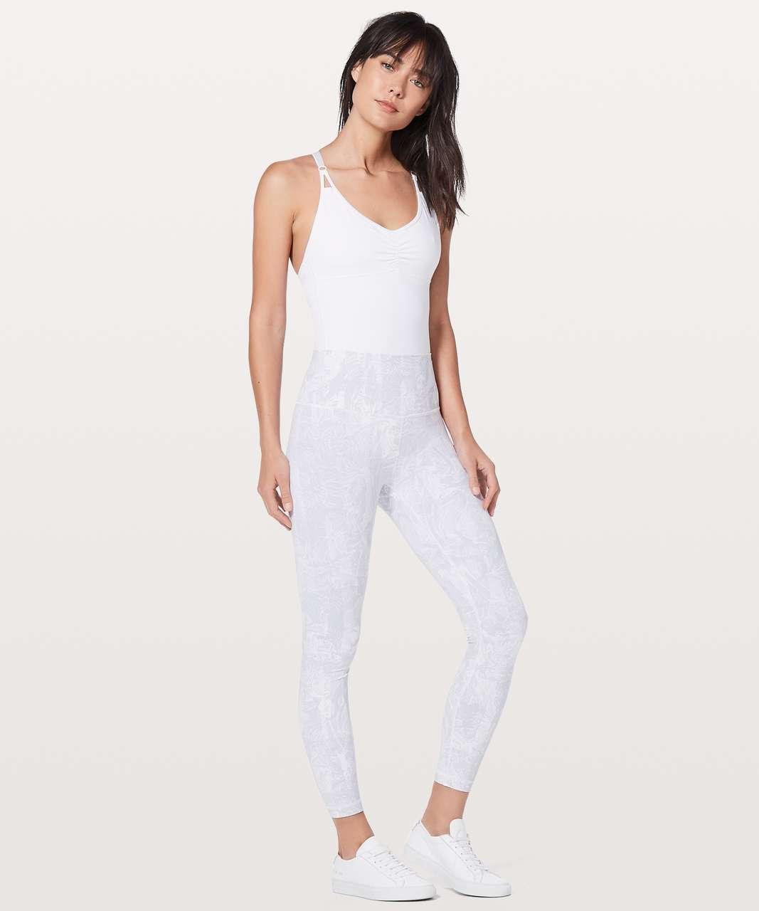 Lululemon The Easy Bodysuit - White