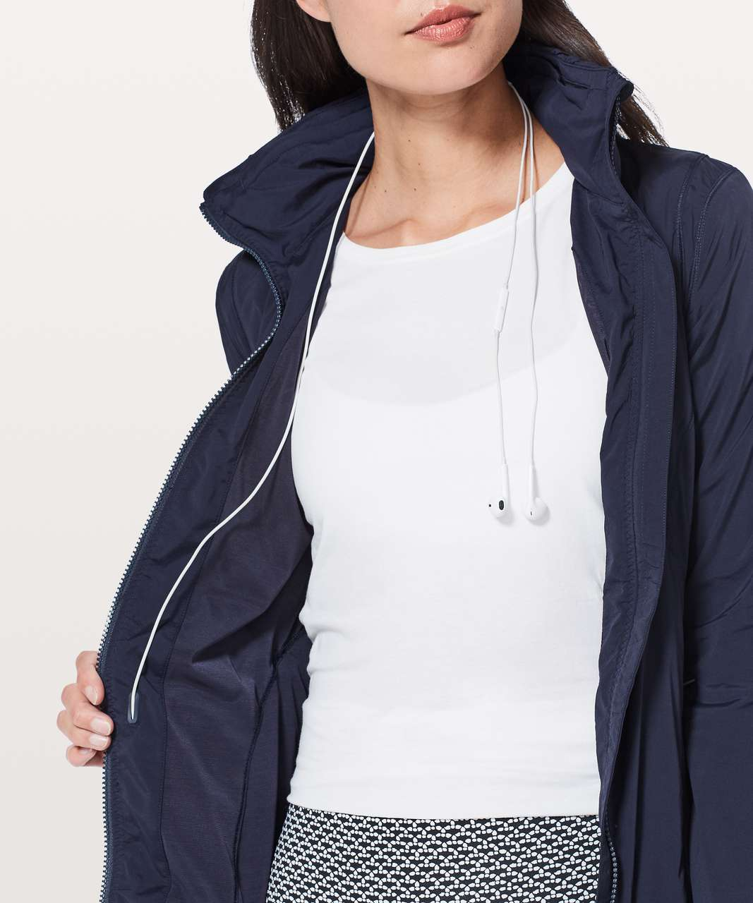Lululemon Such A Cinch Jacket - Midnight Navy