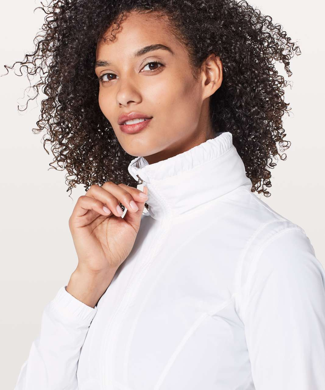 Lululemon Such A Cinch Jacket - White