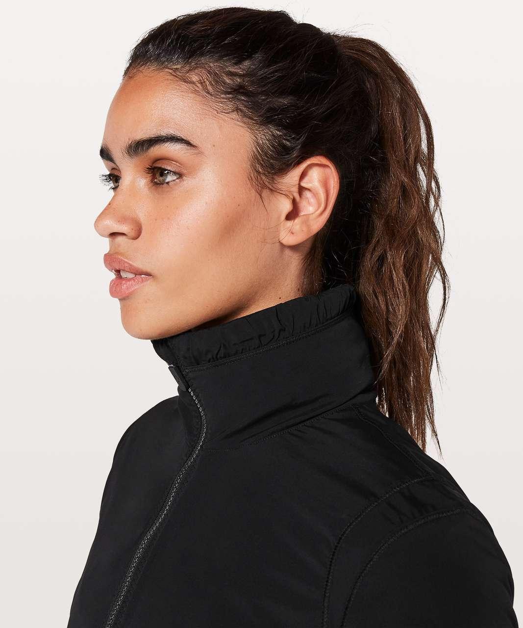Lululemon Such A Cinch Jacket - Black
