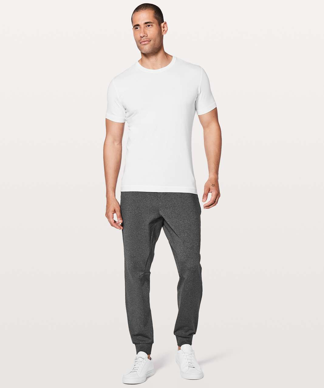 "Lululemon Intent Jogger *30"" - Heathered Black"