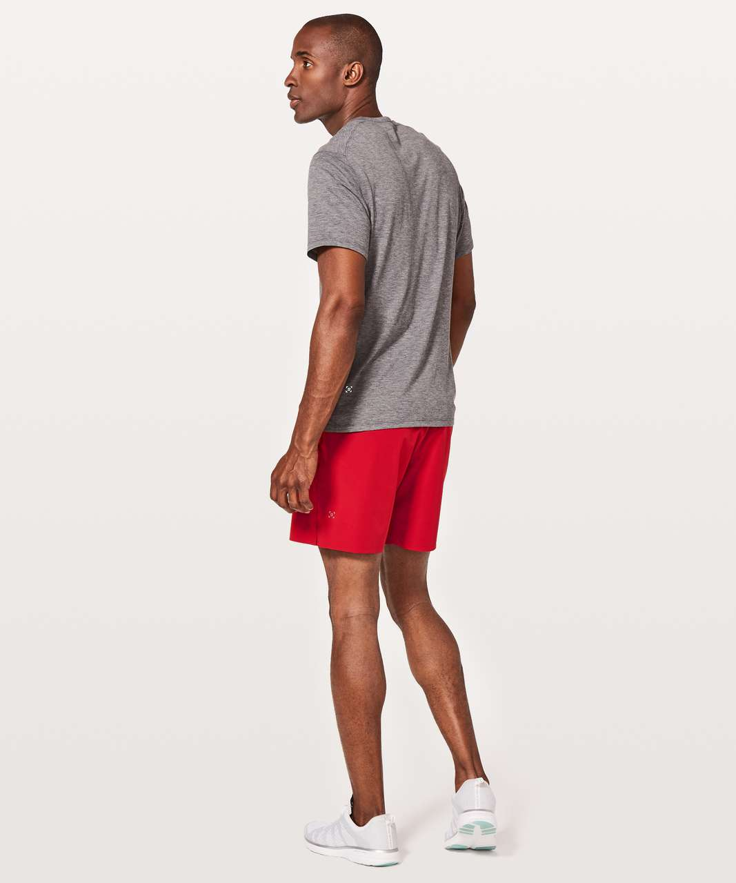 "Lululemon Channel Cross Short *7"" Updated - Game Day Red"