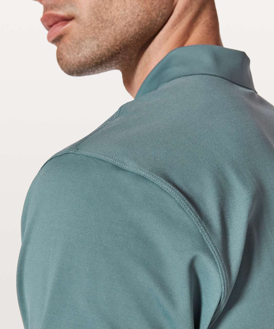 Lululemon Propel Polo - Mystic Green