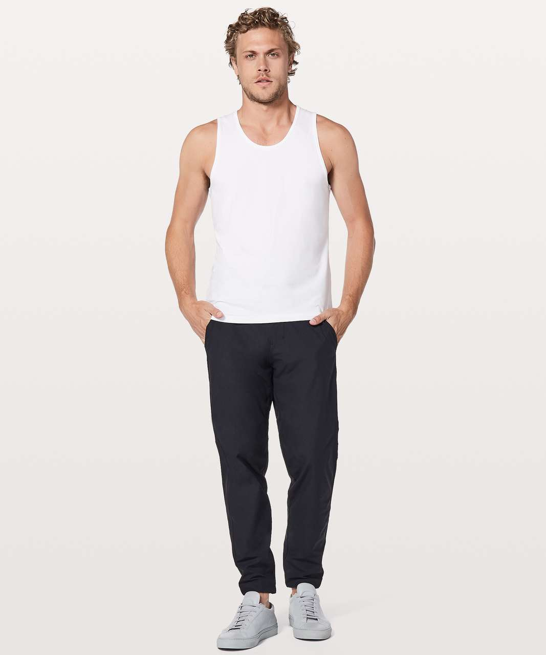 Lululemon 5 Year Basic Tank - White