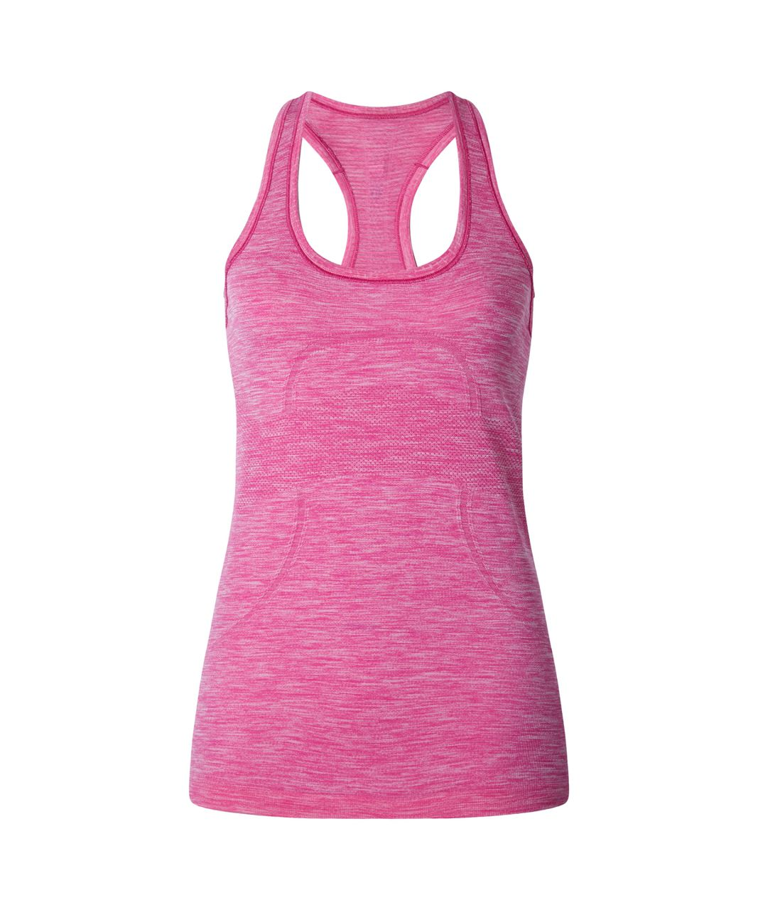 Lululemon Swiftly Tech Racerback - Heathered Pink Paradise