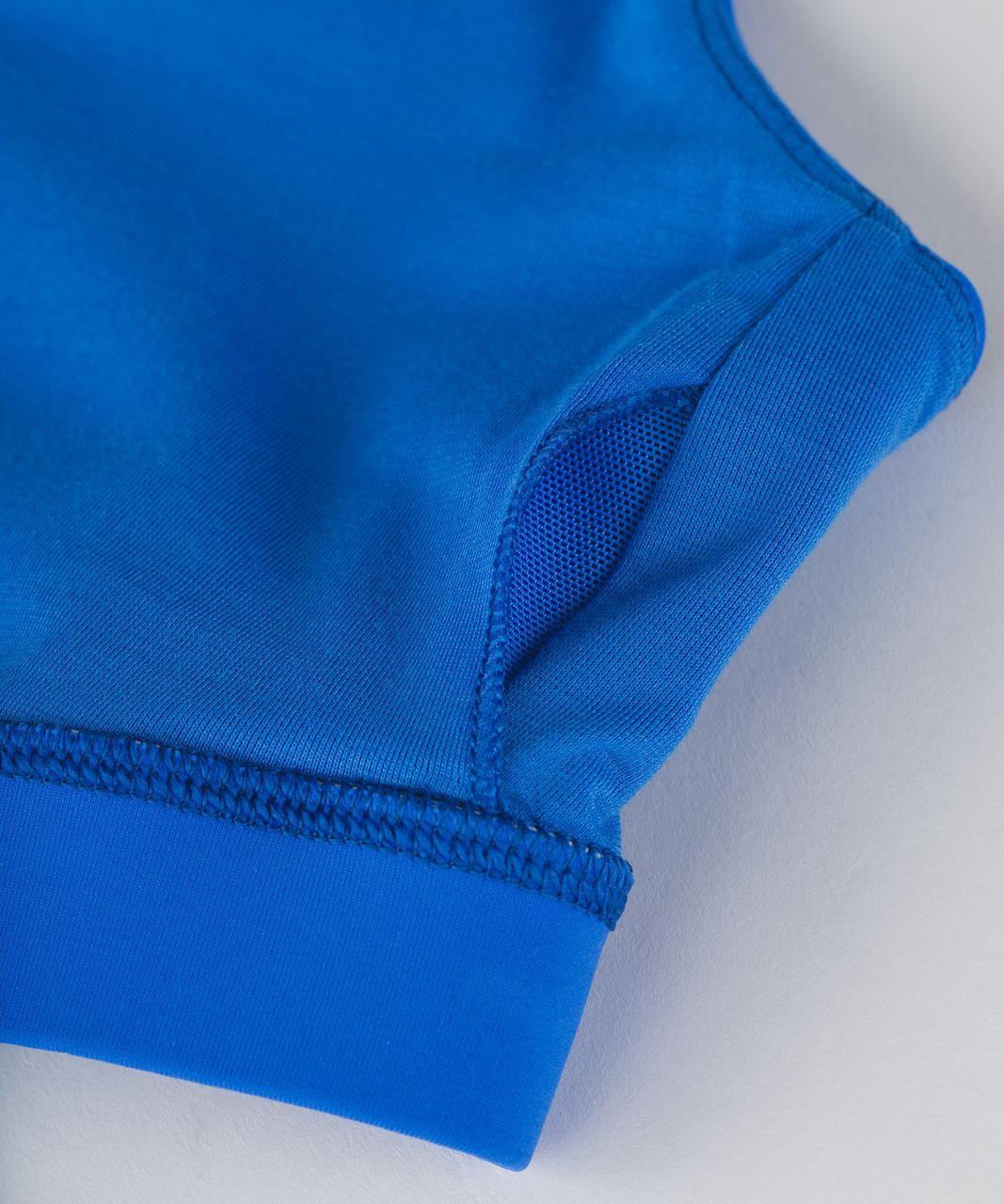 Lululemon Energy Bra - Pipe Dream Blue