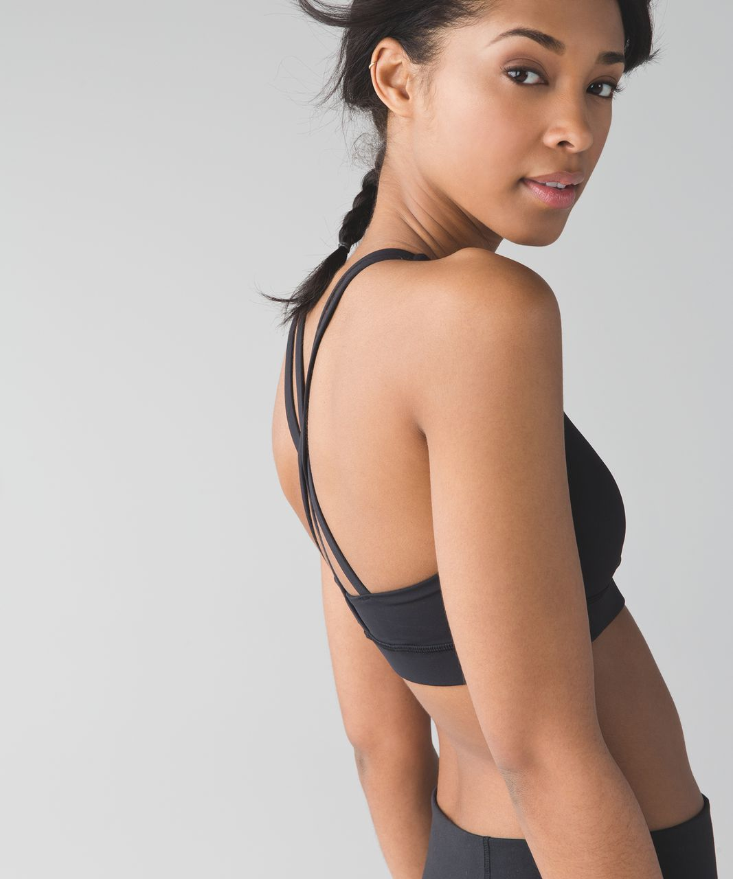 Lululemon Energy Bra - Black
