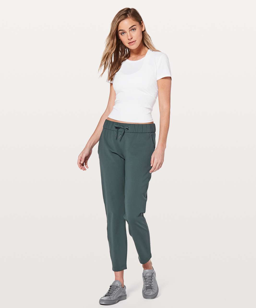 "Lululemon On The Fly Pant *28"" - Gravity"